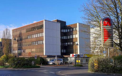 Ärztehaus in Bergkamen am Zentrumplatz